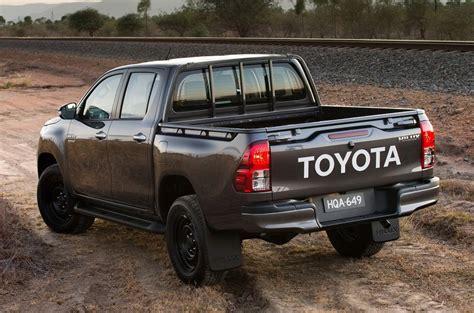 Toyota Diesel 2016 Toyota Hilux Diesel Review