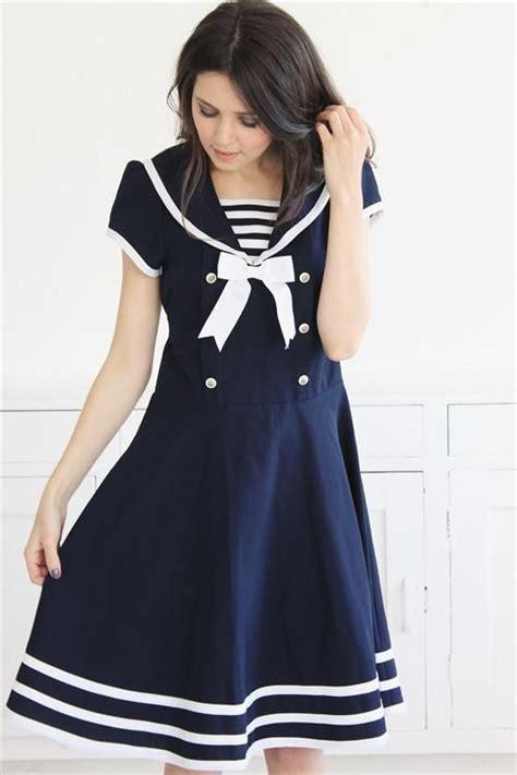 Dress Sailor sailor dress dresses