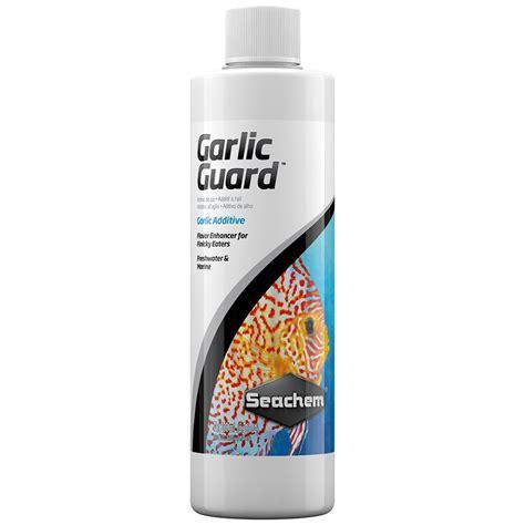 Seachem Garlic Guard 250ml garlic guard seachem 250 ml sociedad acuari 243 fila valenciana