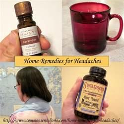 headache home remedies tension headache relief and medications