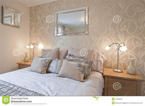 modern chic bedroom modern chic bedroom royalty free stock photography image