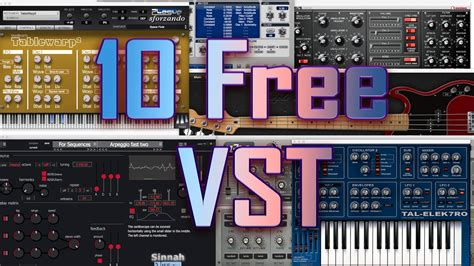 best free vst synth top 10 free synth vst plugins 2017