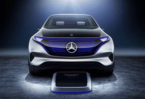 mercedes benz eq 2018 s new electric crossover steps out by car magazine