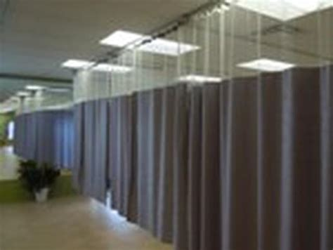 ceiling mounted privacy curtains hospital cubicle pictures hospital curtains qsd inc