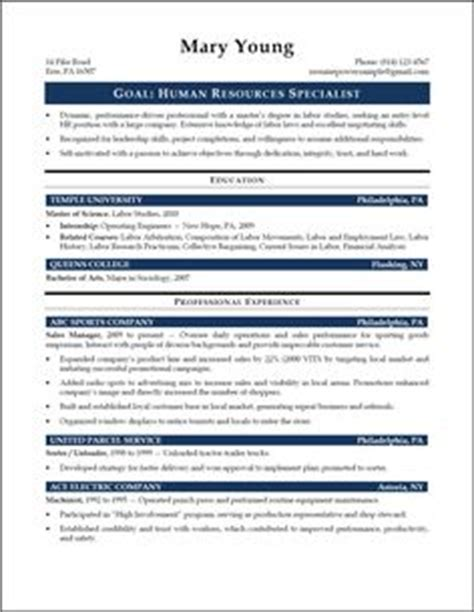 Entry Level Human Resources Resume by Volunteer Hours Letter Templatevolunteer Letter Template