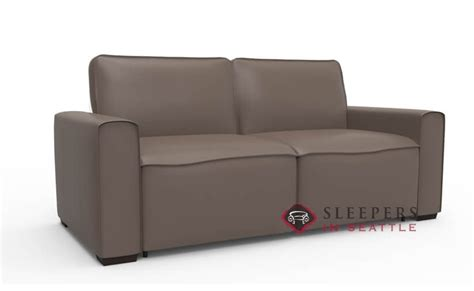 palliser my comfort customize and personalize lullaby full leather sofa by