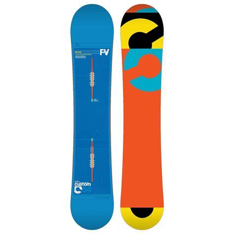 Handcrafted Snowboards - burton custom snowboard