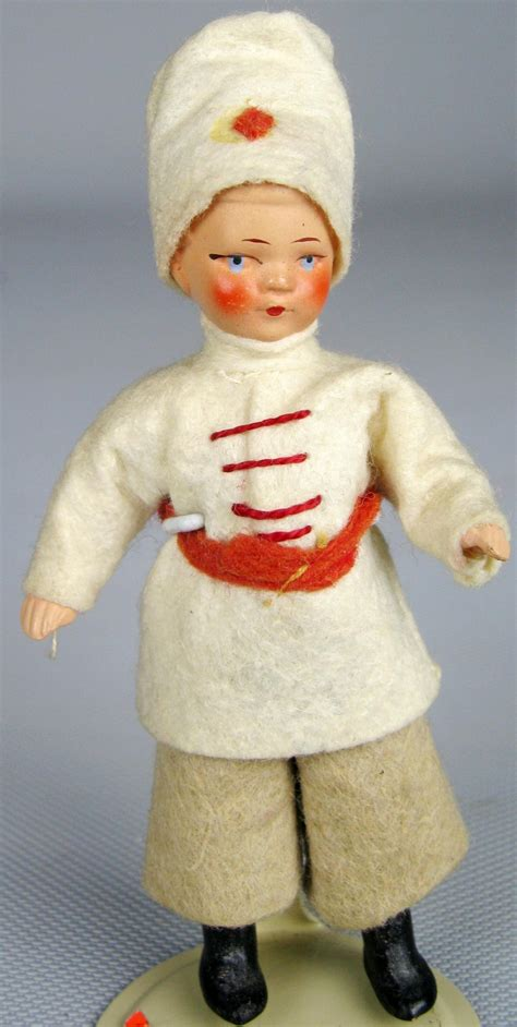 russian bisque doll german all bisque russian boy doll a o from