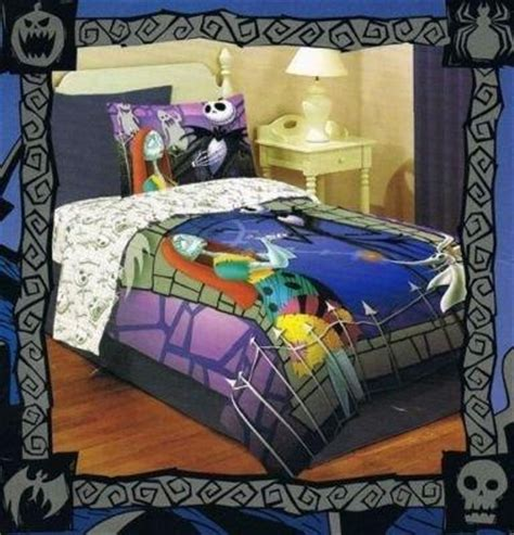 jack skellington bedding i found save on nightmare before christmas jack