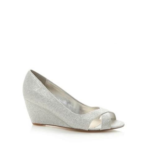 17 best ideas about silver bridesmaid shoes on