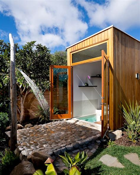 outdoor bathroom rental 634 best outdoor showers tubs loos images on pinterest