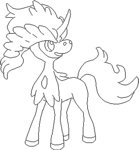 ninetails lines by sulfura on deviantart keldeo lines by sulfura on deviantart