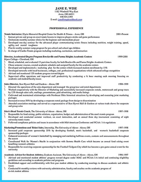 Basketball Resume by Basketball Resume Exles Sanitizeuv Sle