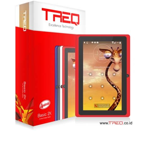 Baterai Tablet Treq Basic 2 tablet treq treq basic 2k