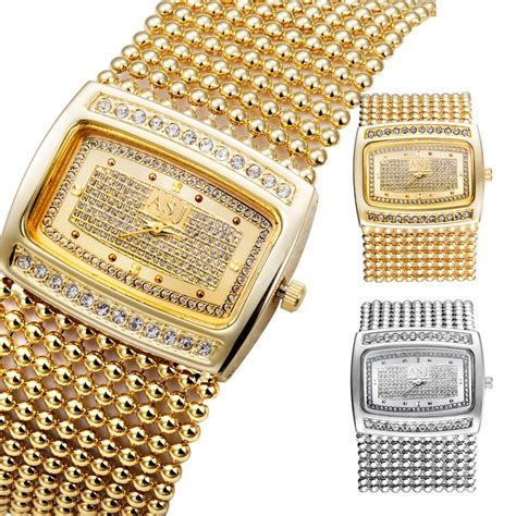 buy wholesale silver gold watches from china silver