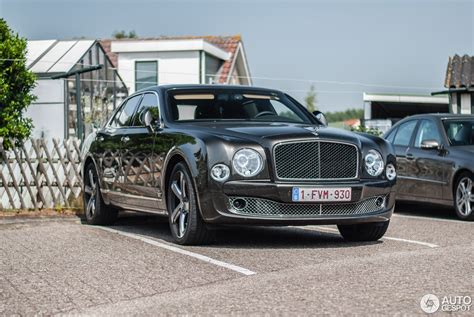 bentley mulsanne speed black bentley mulsanne speed 2015 13 august 2015 autogespot