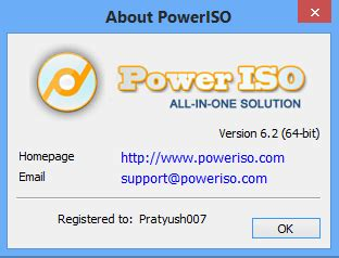 power iso new full version free download poweriso v6 2 with keygen full version free download