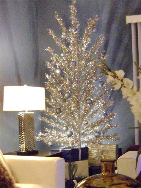 Silver Tree Decor by Tree Themes Hgtv