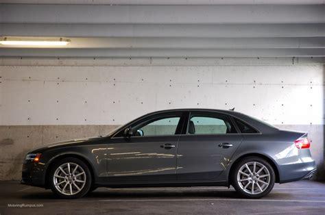 2014 audi a4 reviews 2014 audi a4 review motoring rumpus