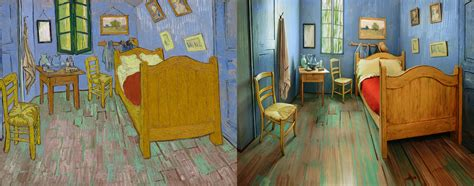 the bedroom van gogh painting van gogh s bedroom on airbnb 171 cbs chicago