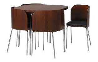 dining table and chairs small images