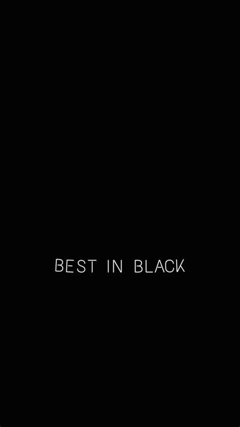 Black Wallpaper Quotes Tumblr | black iphone wallpaper tumblr something new