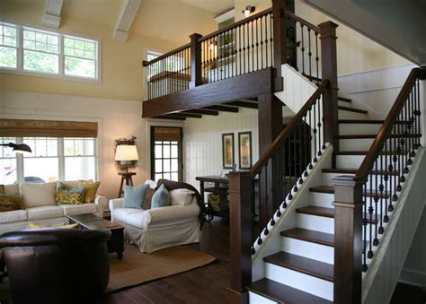 banister guest house lakeside guest house traditional staircase milwaukee