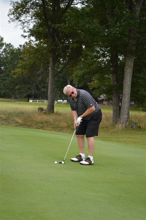 golf outing gerrish township police department
