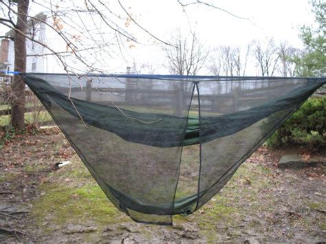 Diy Bug Net Hammock diy hammock bug bivy