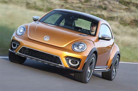 volkswagen beetle concept volkswagen beetle dune concept drive review review