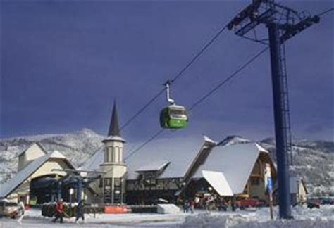 best ski towns: kellogg, id pitstops for kids
