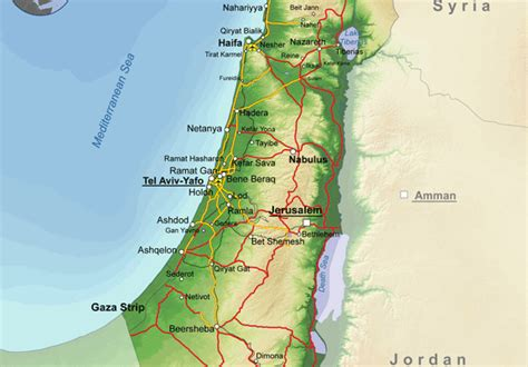 map of israel and palestine the decathlete monotony in dichotomy the israeli palestinian conflict