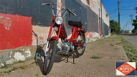 sears free spirit sold detroit moped works