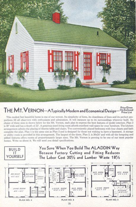 1940 House Plans by 1940 S Kitchens Mid Mod House Vernon