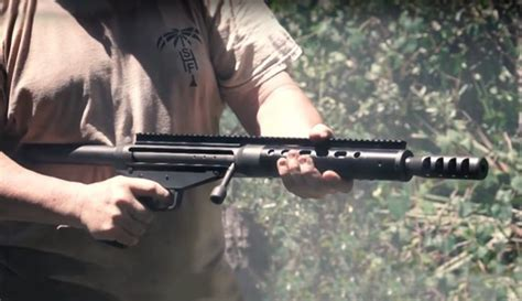 50 Bmg Pistol by R D With A 50 Bmg Bolt Pistol Gat