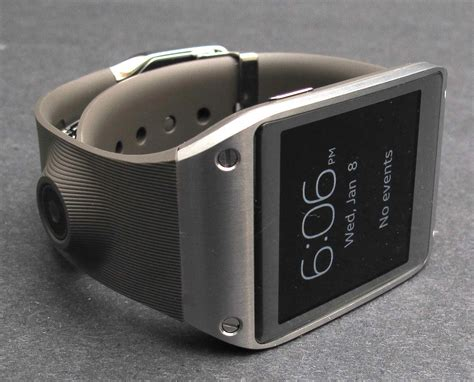 Smartwatch Kamera Samsung Galaxy Gear Smartwatch Review The Gadgeteer