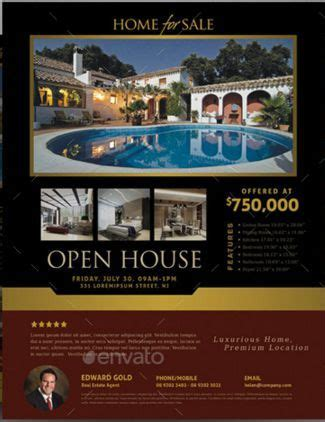 Open House Flyers For Mortgage Professionals Open House Flyer Ideas Pinterest Open House Open House Mortgage Flyer Templates