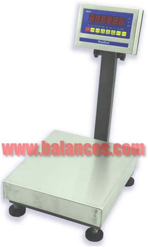 digital bench scales weigh south ws300l10 industrial scale balance precision weighing balances