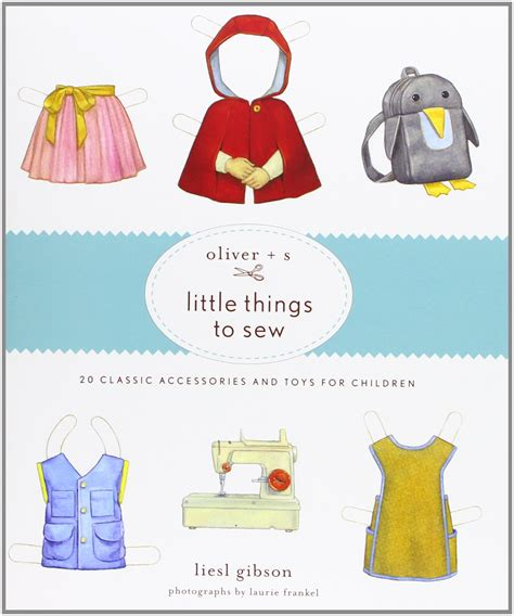 only small things are books inspiration gift ideas from things to sew