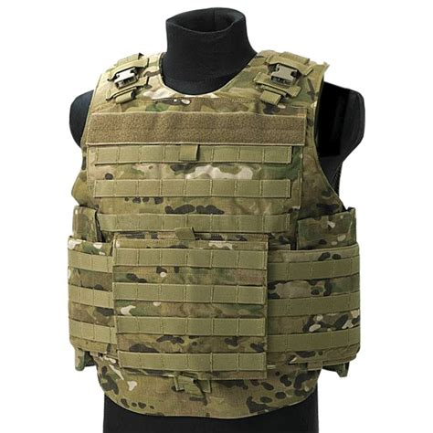 molle system flyye spartan assault vest tactical plate carrier molle
