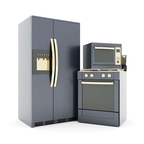 kitchen appliance color trends top trends mixed hardware finishes instead of going for