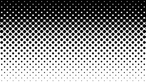 pattern dot black white dots pattern on black computer generated seamless