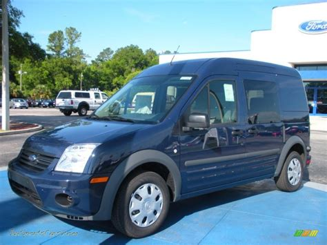 ford transit connect passenger wagon xlt 2010 ford transit connect xlt passenger wagon in blue