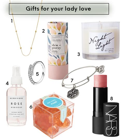 a stress free gift guide for your lady love the omm life