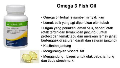 Minyak Ikan Herbalife healthy style