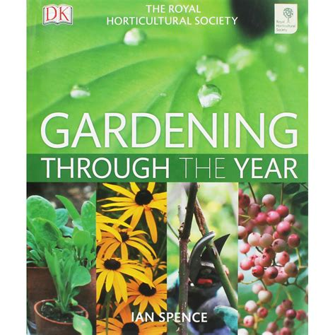planting gardens in books gardening through the year by ian spence cheap gardening