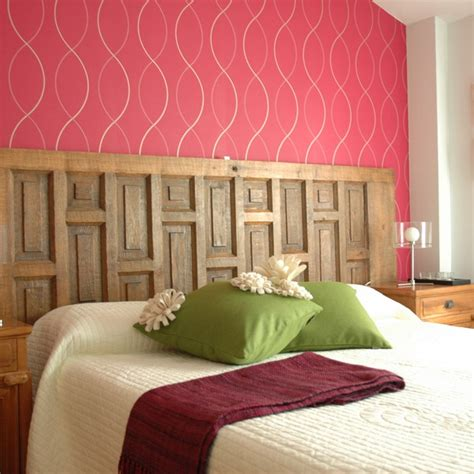cool bedroom wall ideas choosing materials for the wall behind the headboard 55