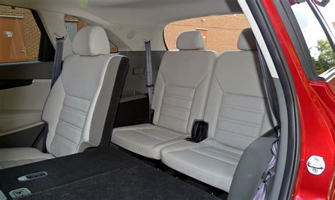 Kia Sorento With 3rd Row Seating by Crossovers With Third Row Seating Autos Post