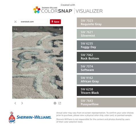sherwin williams african gray 1000 images about color palettes on pinterest paint
