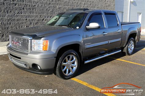 gmc denali 2012 2012 gmc 1500 denali awd 6 2l v8 navi heated